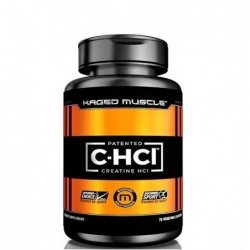 Kaged Muscle Creatine C-HCL capsules 750mg / 75 serv 75 capsules