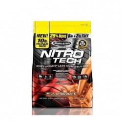 MuscleTech Nitrotech Whey Isolate 10lb 4.5 Kg