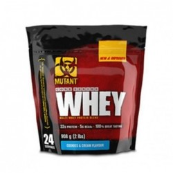 Mutant Whey 908 grammes 24 portions
