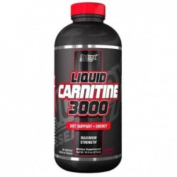 Nutrex LIQUID L-CARNITINE 16 Oz