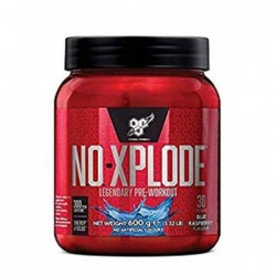 BSN NO Xplode Pre-Workout Igniter 600 grammes NEW