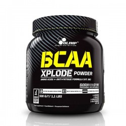 Olimp Nutrition Bcaa Xplode Powder 500 grammes